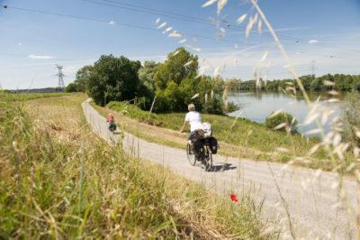 Loire à vélo bords de Loire - C. CHIGOT