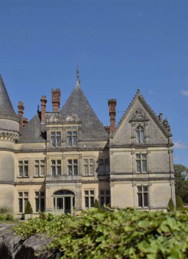 Hôtel du Château de la Bourdaisière à Montlouis