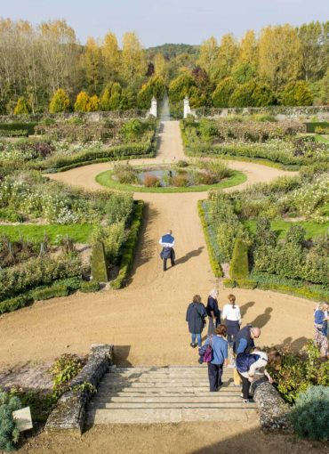 Rendez-vous aux Jardins Château de Valmer