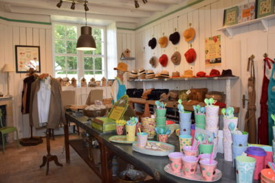 Jardins - boutique - la Bourdaisiere - Montlouis
