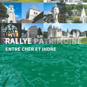 Rallye Patrimoine entre Cher et Indre