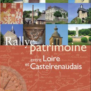 Rallye Patrimoine entre Loire et Castelrenaudais