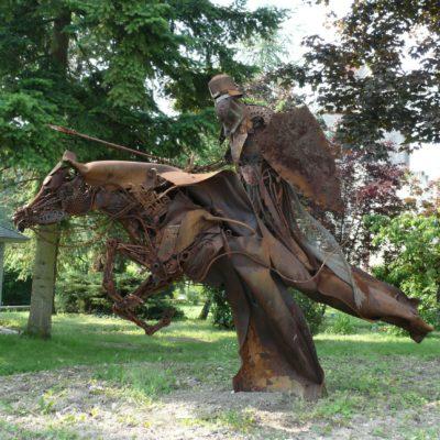 Sculpture HL Bergey - Azay 2018