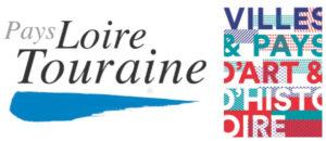 Logo Pays Loire Touraine et Villes Pays d'Art et d'Histoire