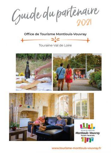 Guide Partenaire de l'Office de Tourisme Montlouis Vouvray