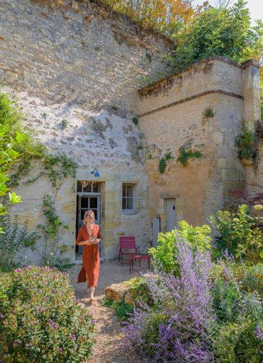 Hébergement troglodyte le Gaimont à Vouvray