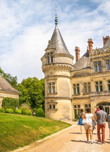 Château de la Bourdaisière Montlouis sur Loire